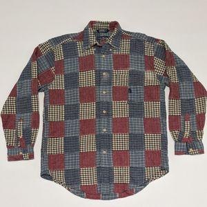 Vintage Nautica Dress Shirt